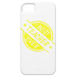 El mejor amarillo del profesor nunca iPhone 5 Case-Mate cobertura