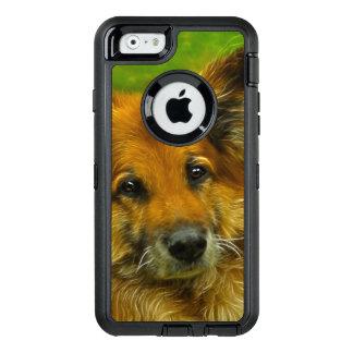El mejor amigo #2 del hombre funda OtterBox defender para iPhone 6