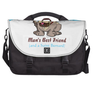 El mejor amigo del hombre bolsas de ordenador