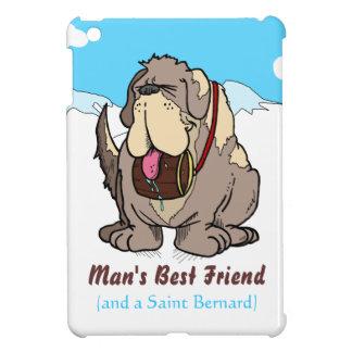 El mejor amigo del hombre iPad mini cárcasa
