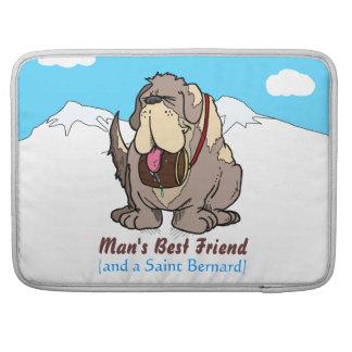 El mejor amigo del hombre fundas para macbook pro