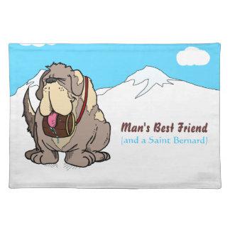 El mejor amigo del hombre manteles