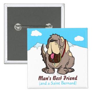 El mejor amigo del hombre pins
