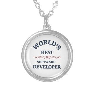 El mejor analista de programas informáticos del mu collares personalizados