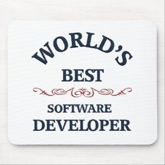 El mejor analista de programas informáticos del mu alfombrillas de ratón