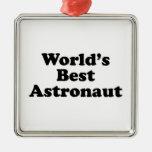 El mejor astronauta del mundo ornato