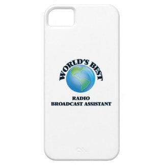 El mejor ayudante de la emisión de radio del mundo iPhone 5 protector