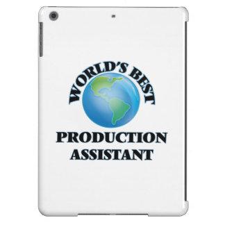 El mejor ayudante de la producción del mundo