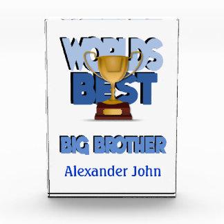 El mejor azul de hermano mayor de los mundos perso
