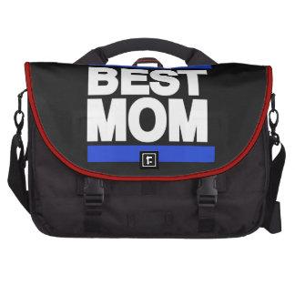 El mejor azul de la mamá bolsas para portátil