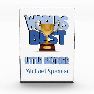 El mejor azul de pequeño Brother de los mundos per
