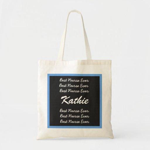 El mejor B027 negro de la enfermera y azul Bolsa Tela Barata
