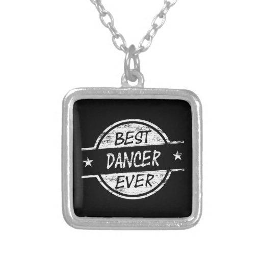El mejor bailarín siempre blanco joyerias personalizadas