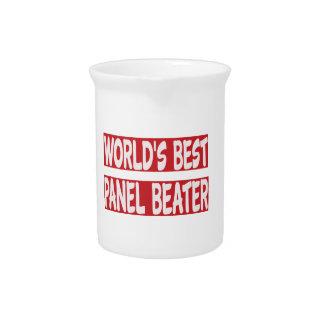 El mejor batidor del panel del mundo jarras
