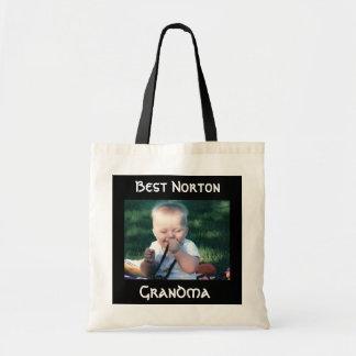 El mejor bolso de la abuela bolsa tela barata
