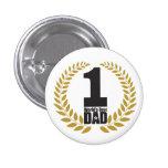 El mejor botón del papá pin