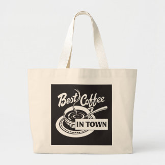 El mejor café en ciudad bolsa tela grande
