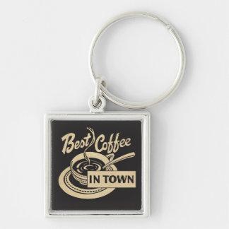 El mejor café en ciudad llaveros