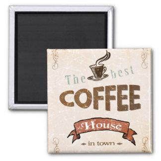 El mejor café imán de frigorifico