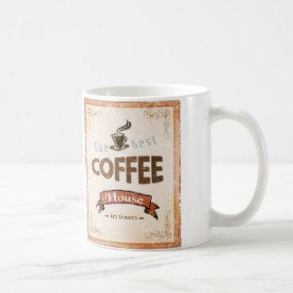 El mejor café taza clásica