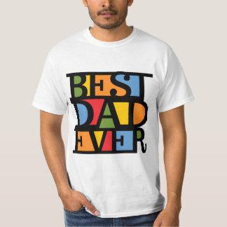 El MEJOR camisetas del PAPÁ NUNCA - elija el