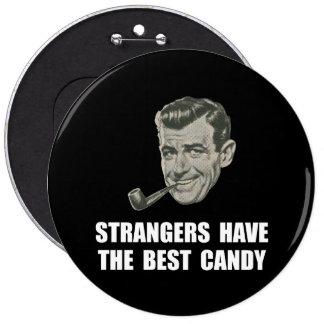 El mejor caramelo de los extranjeros pin redondo 15 cm