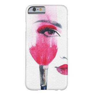 El mejor caso del iPhone 6 del artista de la Funda Barely There iPhone 6