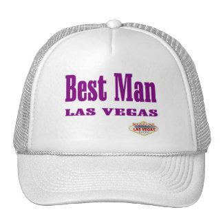 El mejor casquillo de Las Vegas del hombre Gorro De Camionero