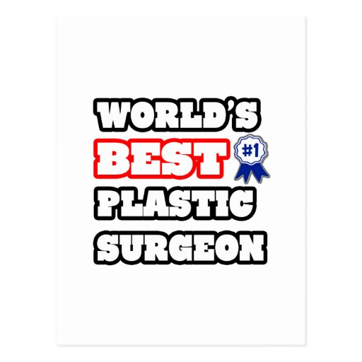 El mejor cirujano plástico del mundo postal