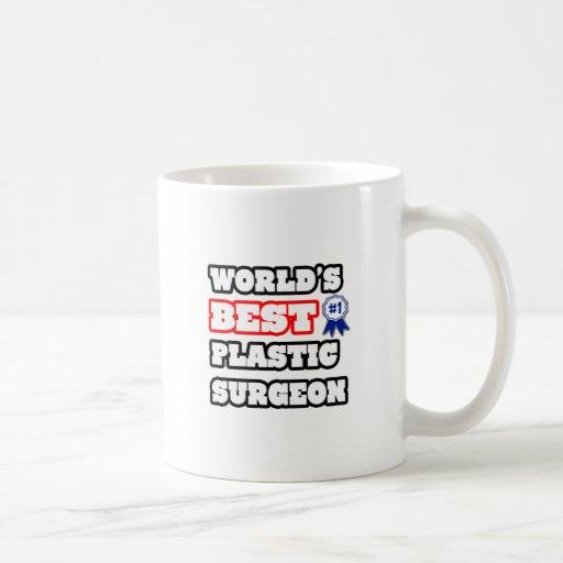 El mejor cirujano plástico del mundo tazas de café