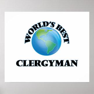 El mejor clérigo del mundo impresiones