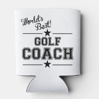 El mejor coche del golf del mundo enfriador de latas