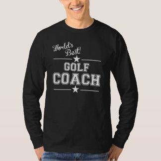 El mejor coche del golf del mundo playeras