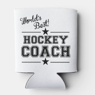 El mejor coche del hockey del mundo enfriador de latas