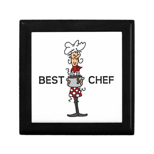 El mejor cocinero caja de regalo