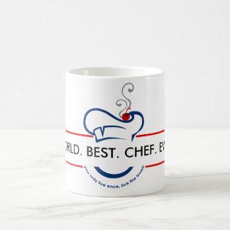 El mejor cocinero nunca taza