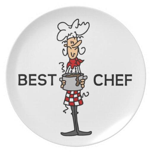 El mejor cocinero platos de comidas