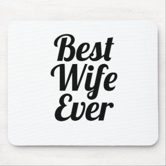 El mejor cojín de ratón de la esposa nunca mousepads