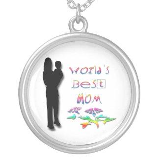 El mejor collar de la mamá del mundo