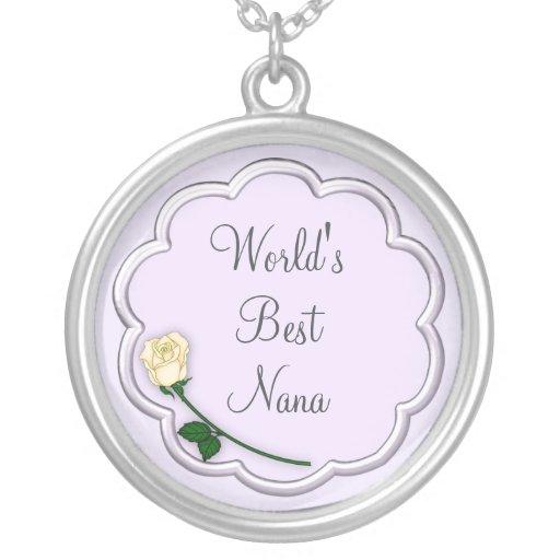 El mejor collar de Nana del mundo