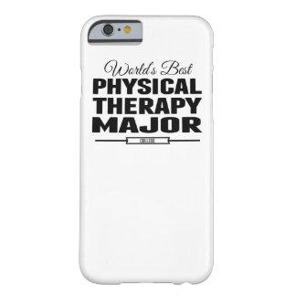 El mejor comandante de la terapia física del mundo funda para iPhone 6 barely there