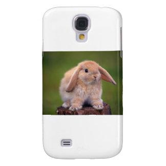 El mejor compinche Largo-Espigado del conejito Funda Para Galaxy S4