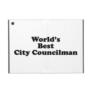 El mejor concejal del mundo iPad mini carcasas
