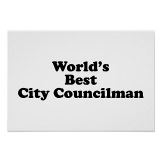 El mejor concejal del mundo poster