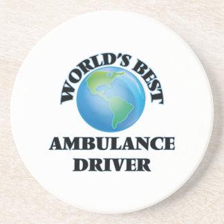 El mejor conductor de la ambulancia del mundo posavaso para bebida