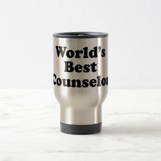 El mejor consejero del mundo tazas de café
