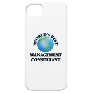 El mejor consultor en administración de empresas iPhone 5 Case-Mate cárcasa