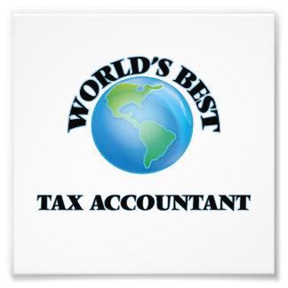 El mejor contable del impuesto del mundo fotografía