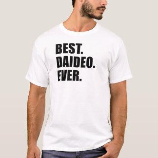 El mejor Daideo nunca Playera
