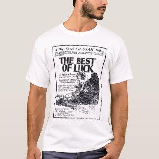 """""""El mejor de la camiseta 1920 del anuncio de la"""
